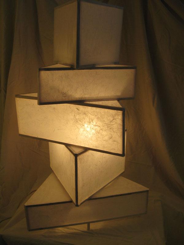 Lampshade Design Angela Koskela Bacon